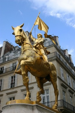Jeanne D´Arc - Paris