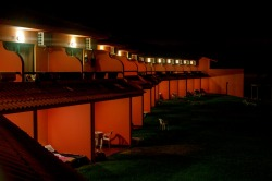 RESORT BY NIGHT